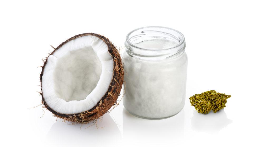 Berkshire CBD Coconut Oil