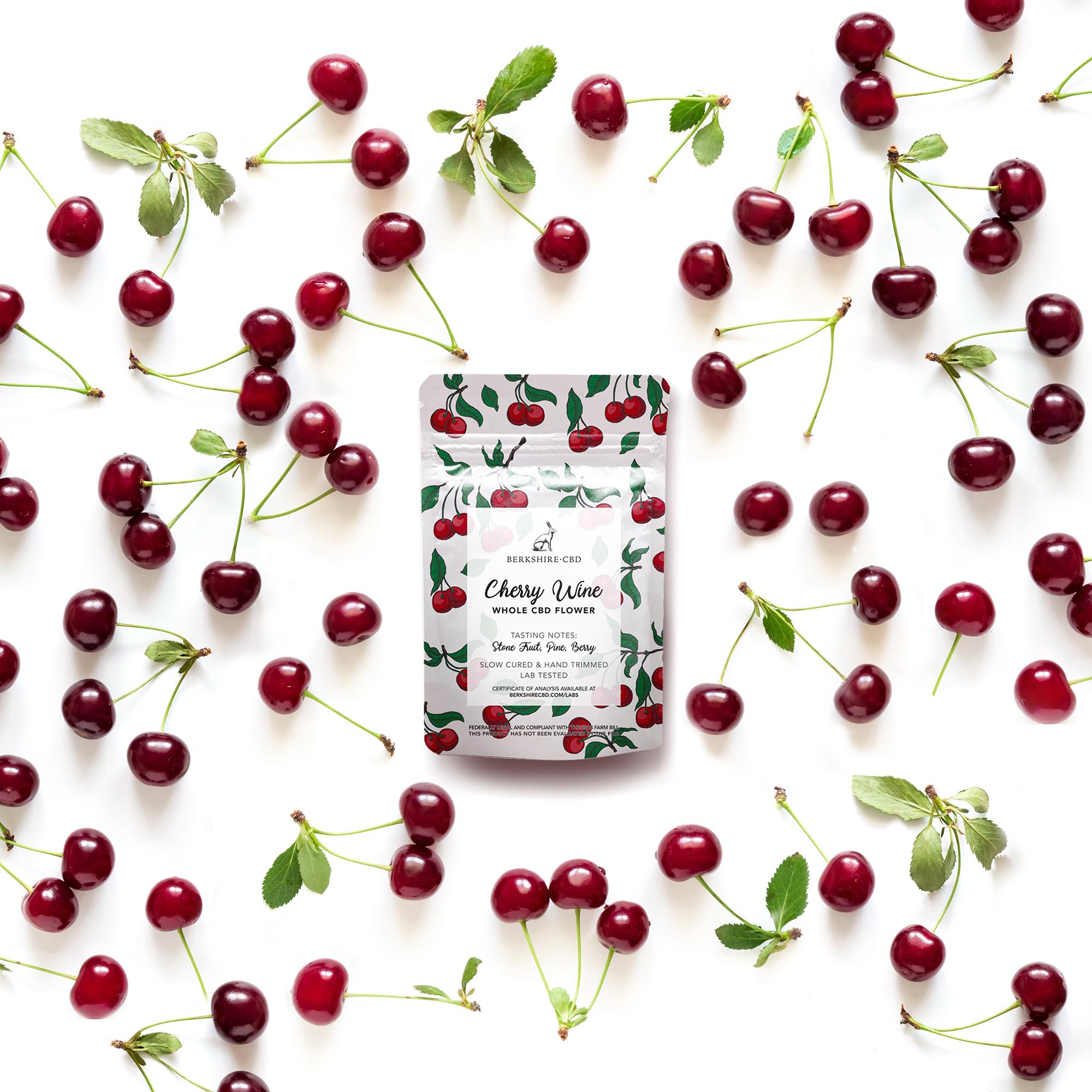 Cherry Wine Effects