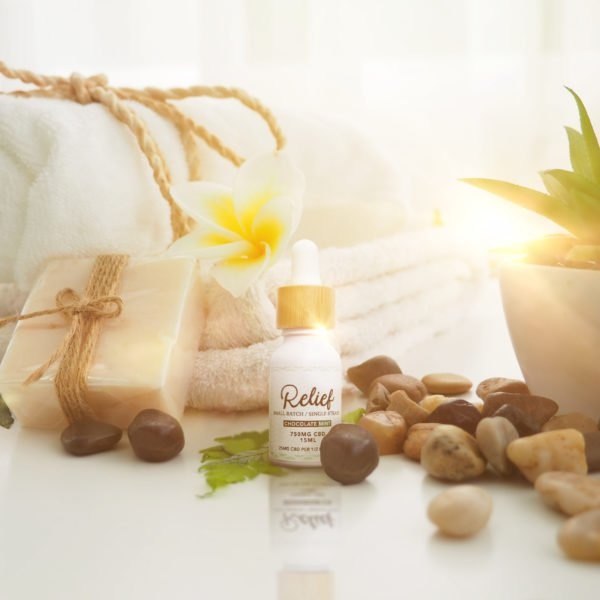 Relief Oil Lifestyle
