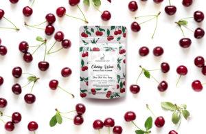 Cherry Wine CBD Flower Featured