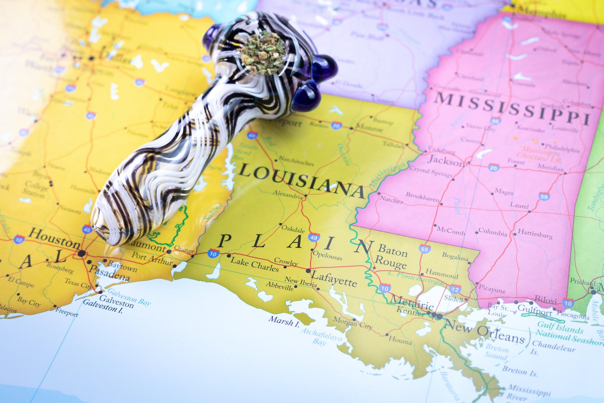 Legal Louisiana