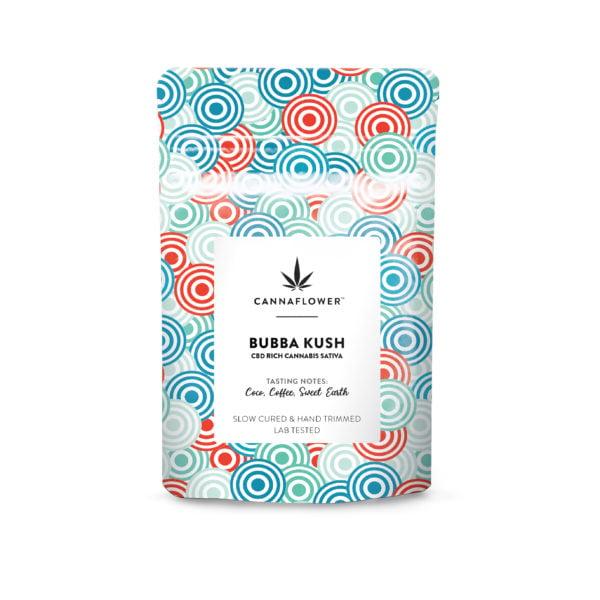 Cannaflower™ Bubba Kush Bag
