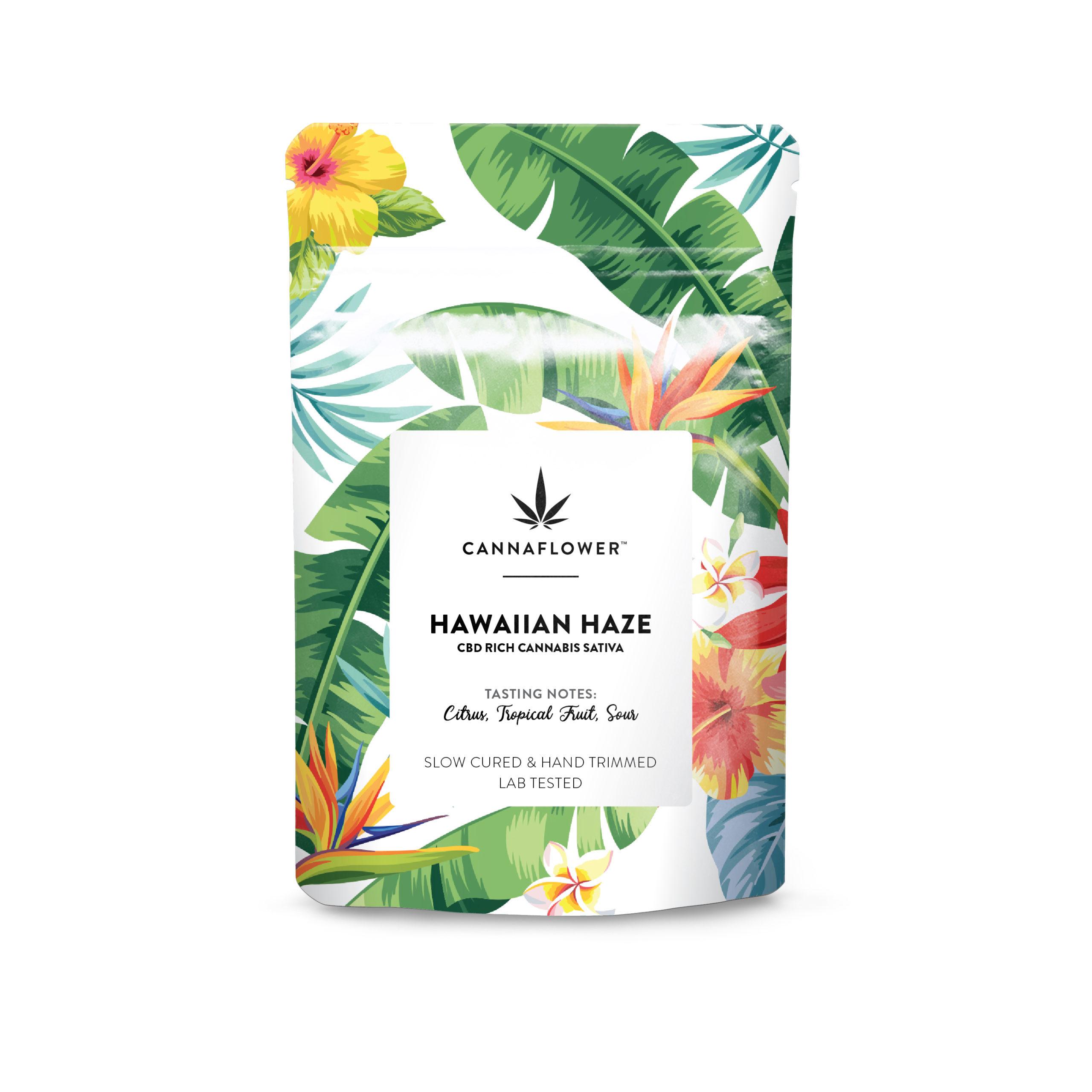 Hawaiian Haze CBD Hemp Flower - 1 gram
