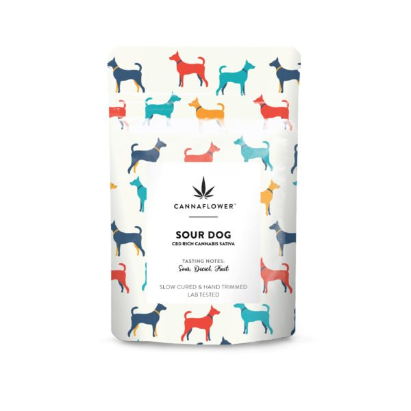 Cannaflower™ Sour Dog Bag