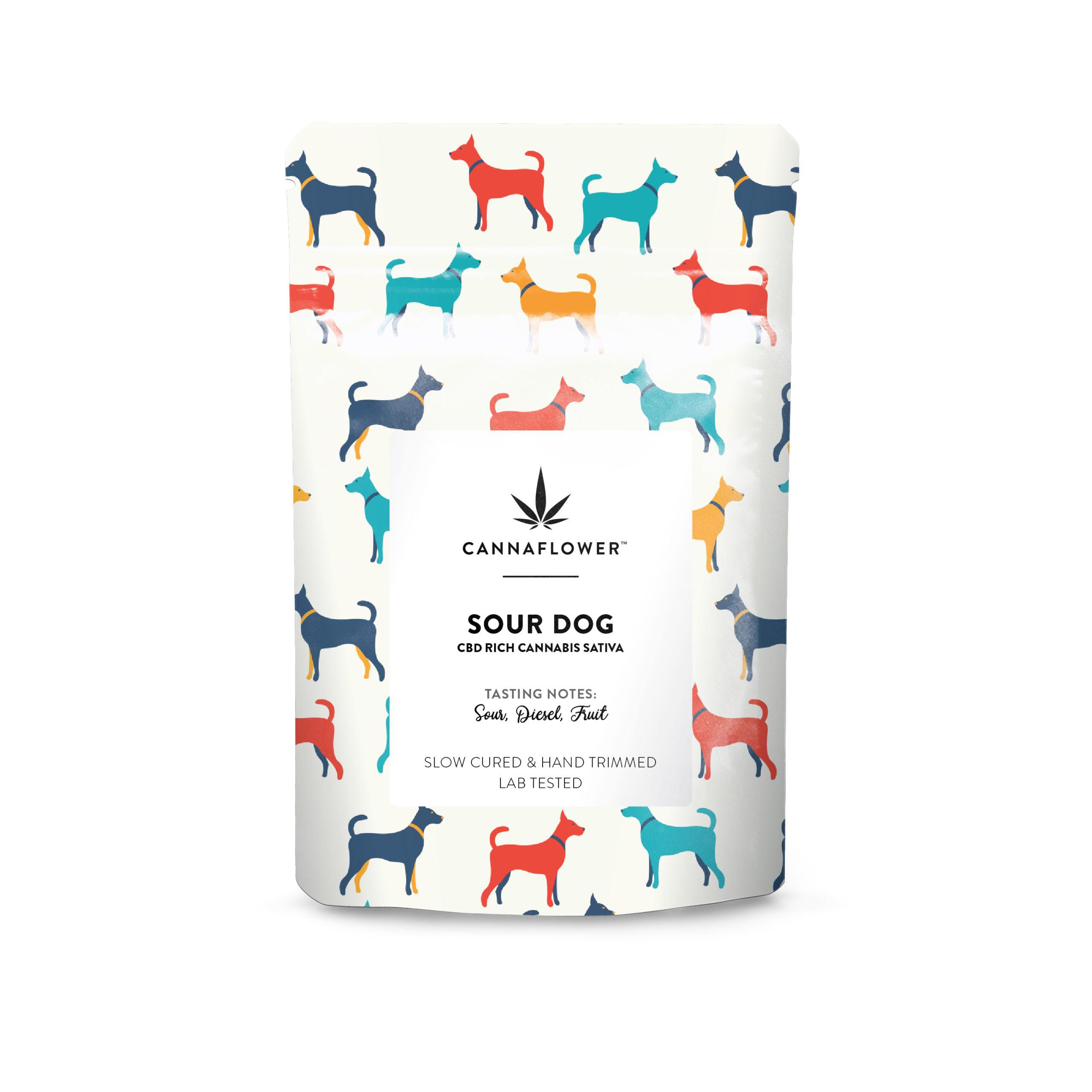 Cannaflower™ Sour Dog Bag