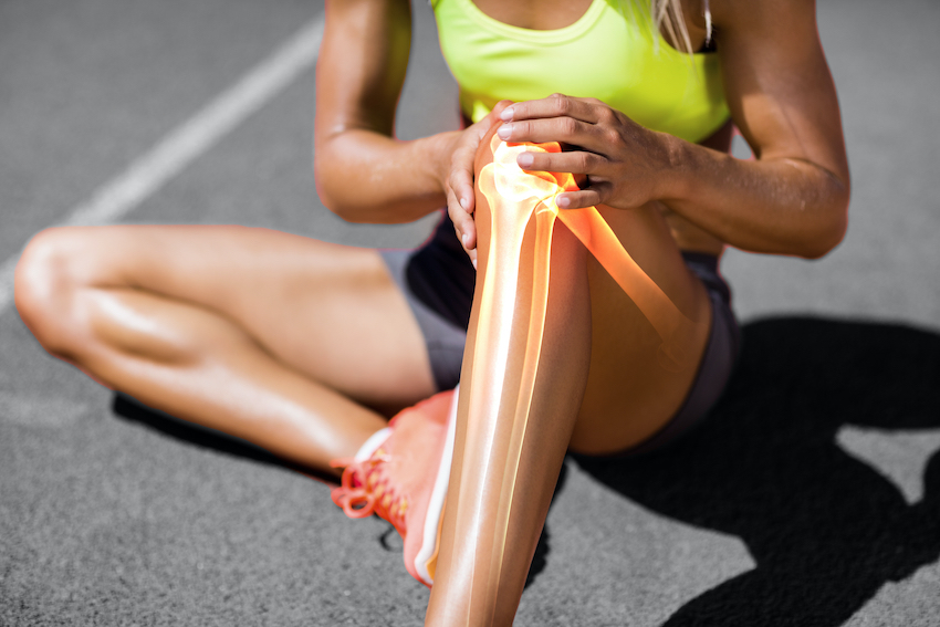 Cannabis for Athletic Recovery