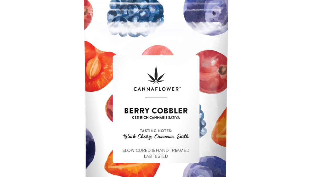 Cannaflower Berry Cobbler