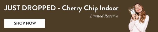 Cherry Chip Small Banner
