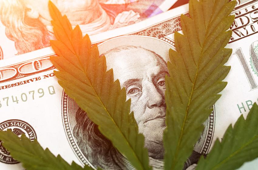 Legalization of Marijuana stimulates economic growth