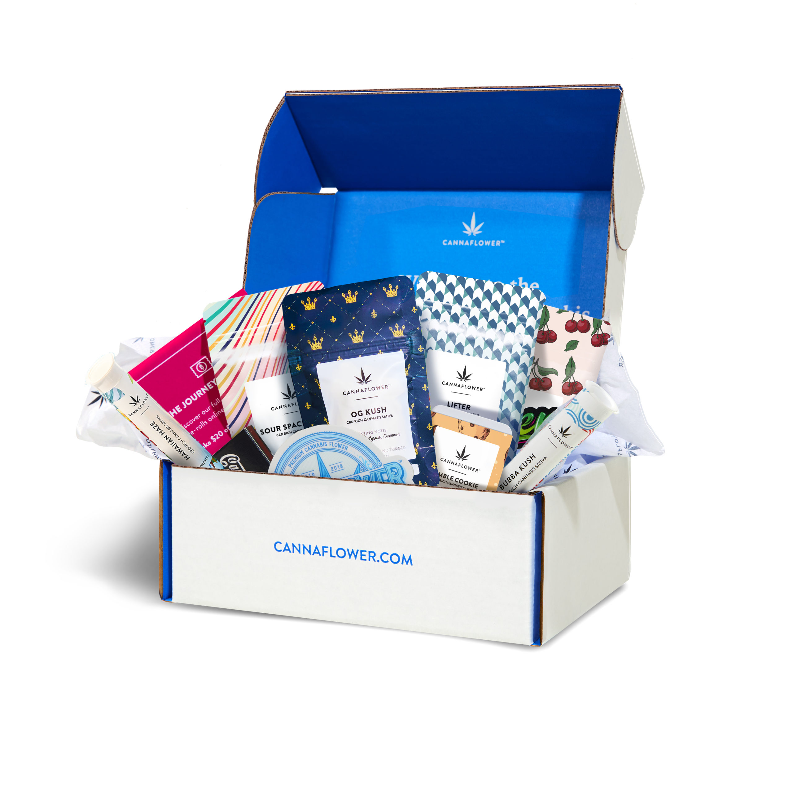 Cannaflower Voyager Box Featured