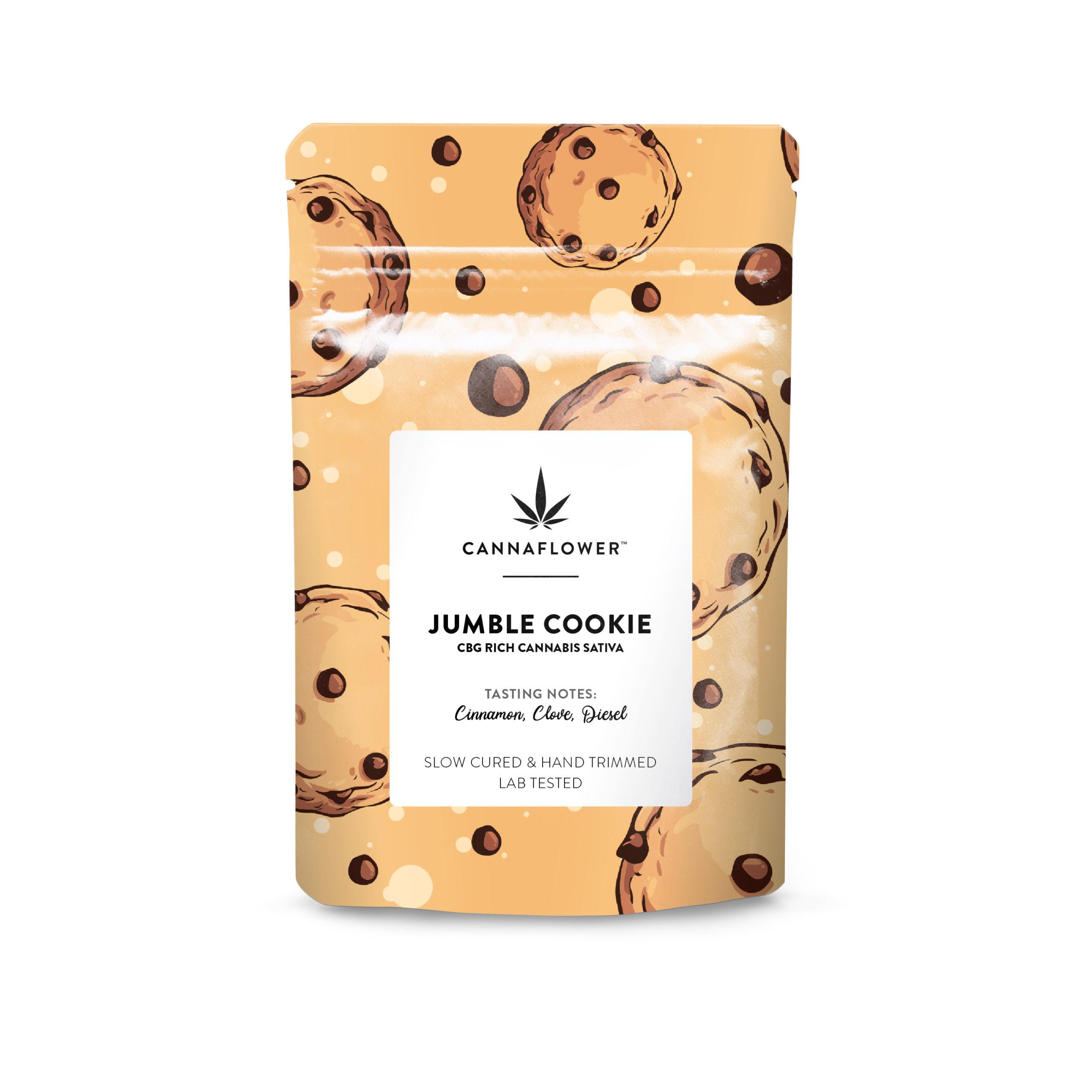 Cannaflower Jumble Cookie