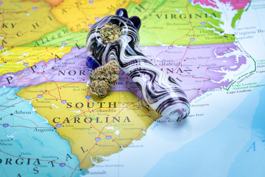 Is It Legal To Buy CBD Hemp Flower In South Carolina?