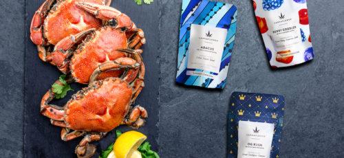 Maryland Crabs Baltimore and CBD hemp flower legal
