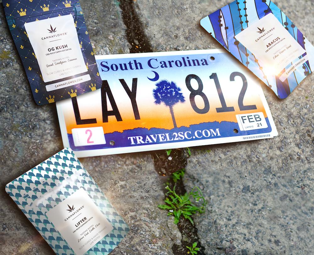South Carolina Legal Hemp Flower CBD Smoking and Growing