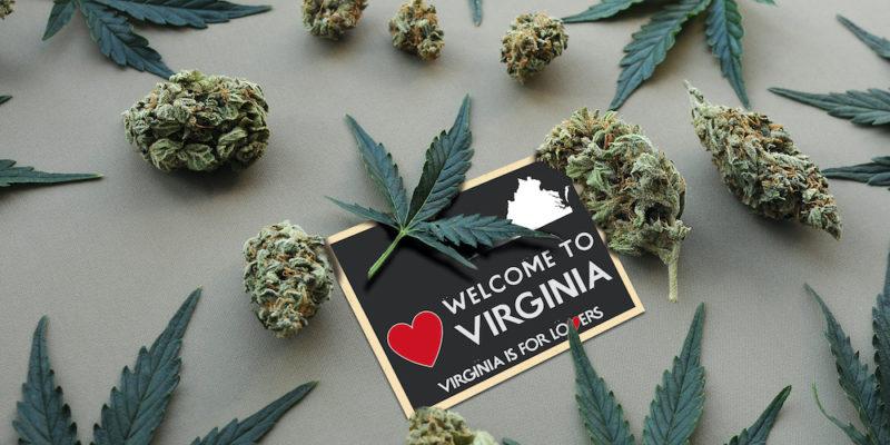 Virginia low-thc high cbd hemp flower legal in Virginia