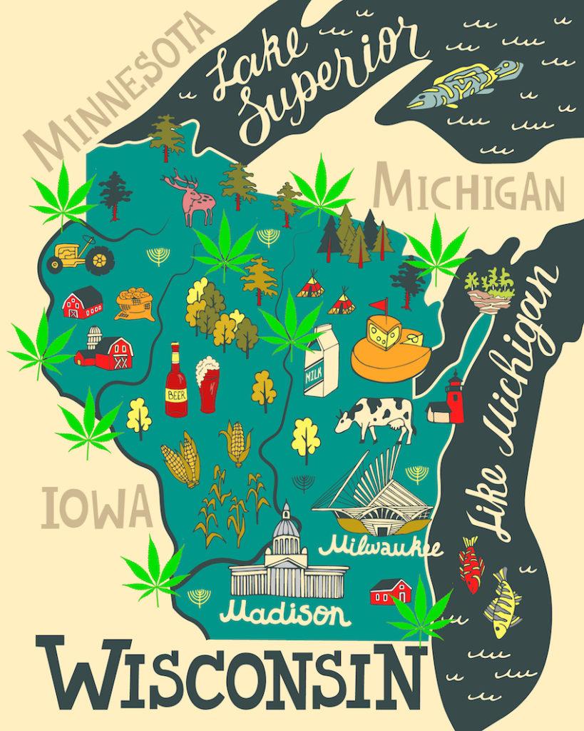 Is It Legal To Sell CBD Hemp In Wisconsin?