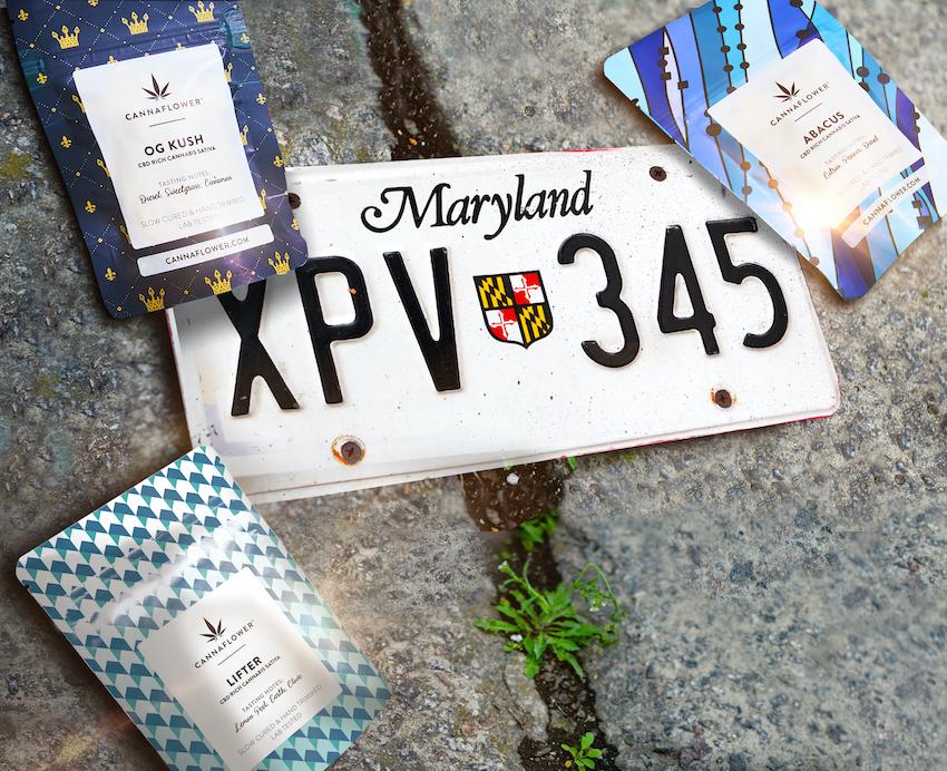 Maryland CBD Hemp Smoking and Growing Legality