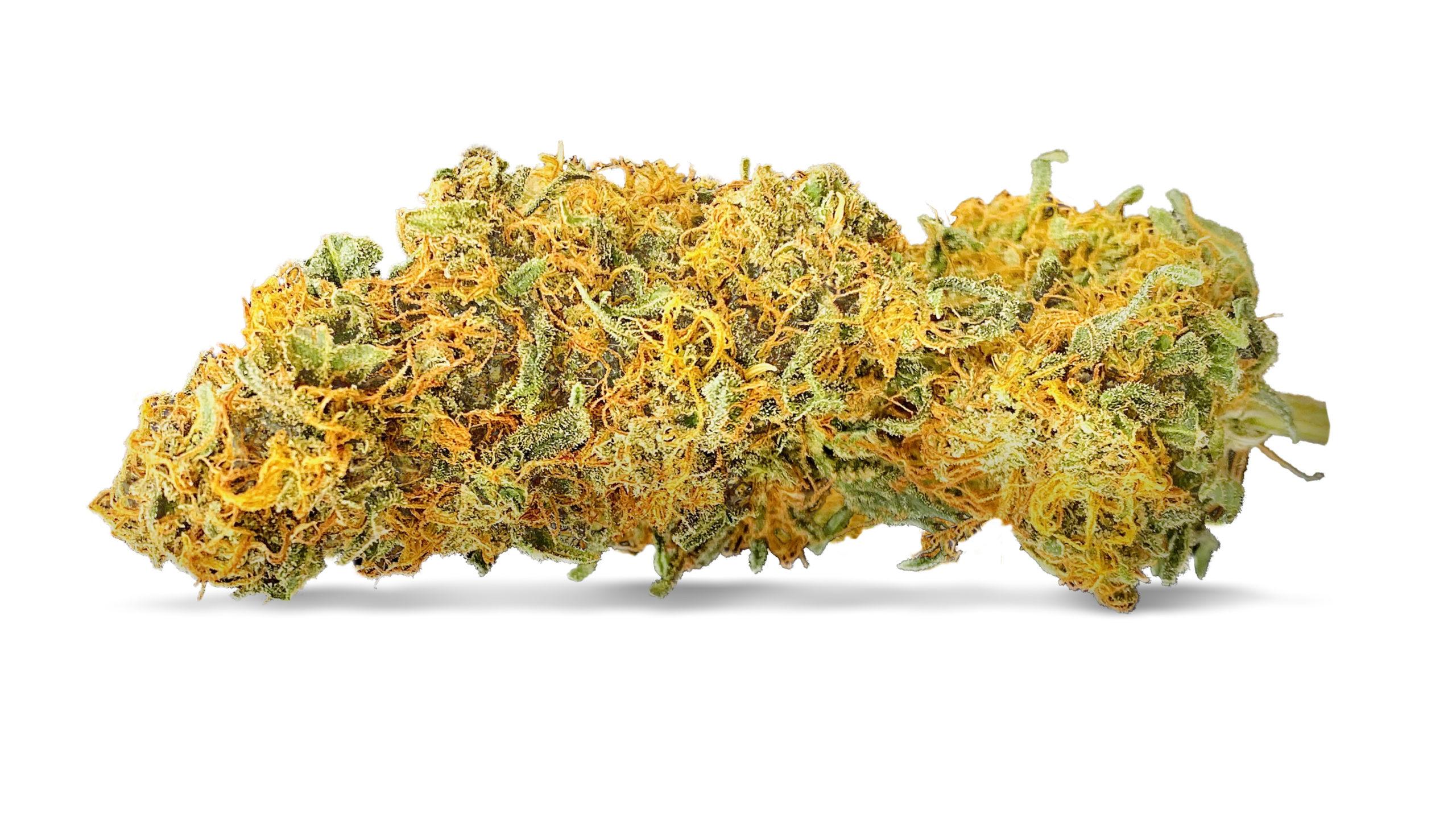 Cannaflower Orange Glaze Bud