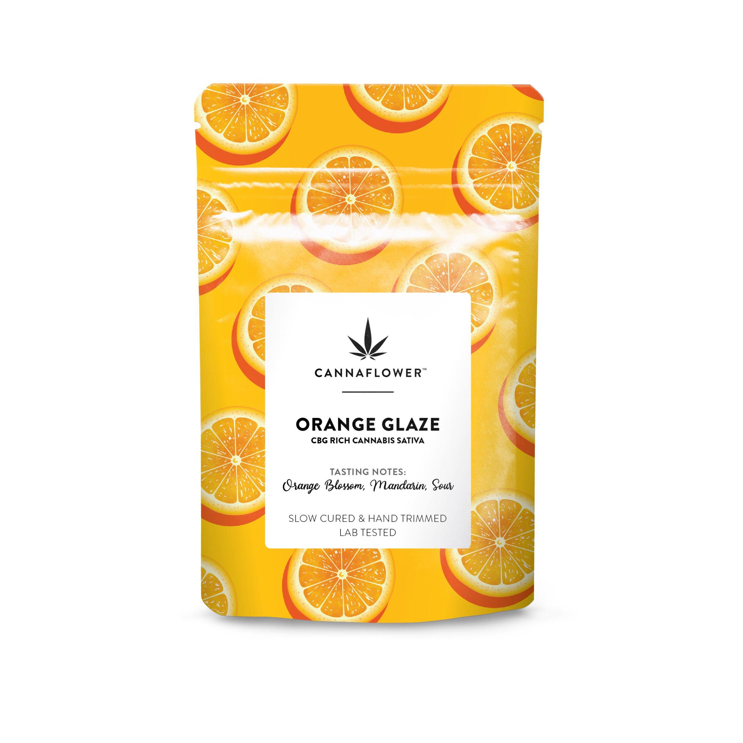 Cannaflower Orange Glaze